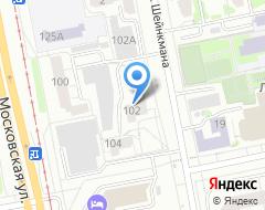Компания Scooter66.ru на карте города