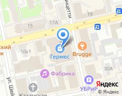 Компания Meeting на карте города