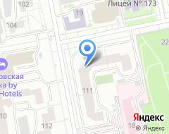 Компания ПРОФЕССИОНАЛ HR на карте города