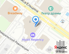 Компания Банкомат КБ Ситибанк на карте города