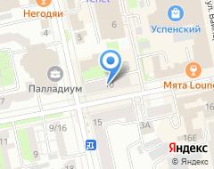 Компания Нотариус Андреева В.И на карте города