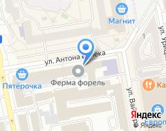 Компания Норильский никель на карте города