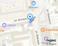 Компания Буфет на карте города