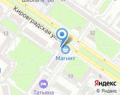 Компания Центр Содействия Бизнесу на карте города