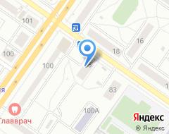 Компания Вилла на карте города