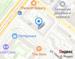 Компания Ретро-Екатеринбург на карте города