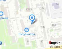 Компания Технологии Лизинга на карте города