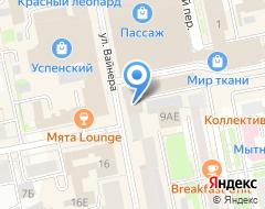 Компания Служба Содействия Кредитованию на карте города