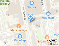 Компания Банкомат АКБ Российский капитал на карте города