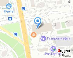Компания Авантайм-Автоломбард на карте города