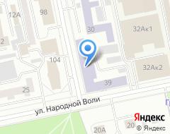 Компания Уралмеханобр на карте города