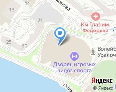 Компания ДИВС на карте города