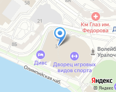 Компания Команда-Плюс на карте города
