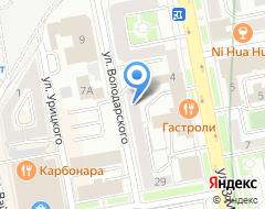 Компания Союз Кредит на карте города