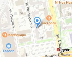 Компания УГМК-Страхование на карте города