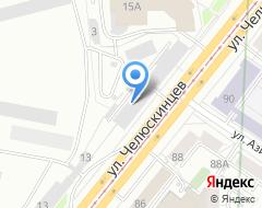 Компания ВНИИЖТ на карте города