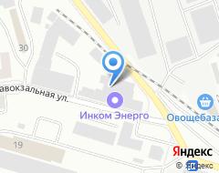 Компания Банк МБА-МОСКВА на карте города