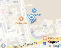 Компания DeloProfit на карте города