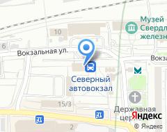Компания A-group на карте города