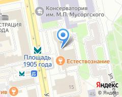 Компания Жиляев и Партнеры на карте города