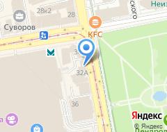 Компания ЧеховЪ на карте города