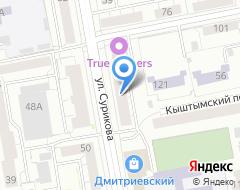 Компания Страховой брокер на карте города