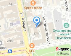 Компания Видеощит на карте города