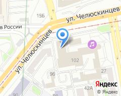 Компания Степ на карте города