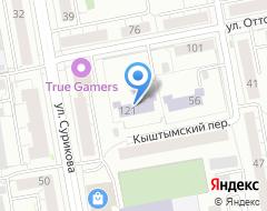 Компания Детский сад №451 на карте города