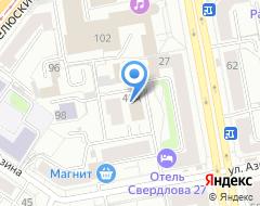 Компания РОСНО-МС страховая медицинская компания на карте города