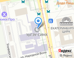 Компания Арена Мультимедиа на карте города