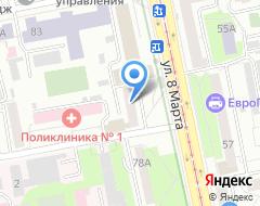 Компания Ломбард Зенит на карте города