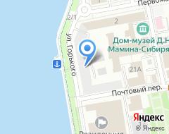 Компания БКС финансовая группа на карте города
