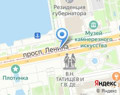 Компания Шоу-Дао на карте города