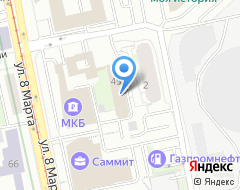 Компания Болгария-Урал на карте города