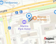 Компания ОТДЕЛ КАДРОВ на карте города