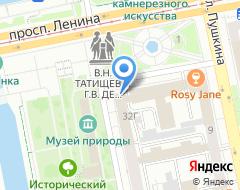 Компания Ветер перемен на карте города