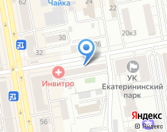 Компания ГлавТур на карте города