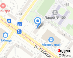 Компания Нотариус Беспалова С.А на карте города