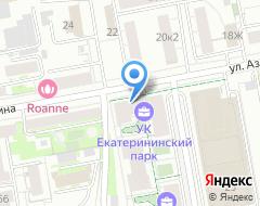 Компания ВЫБОР на карте города