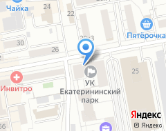 Компания ЭльМуна на карте города