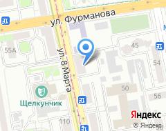 Компания Ярмарка на карте города