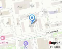 Компания Нотариус Сотина Т.В на карте города