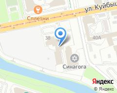 Компания ОКЕАНИК ТУРС на карте города
