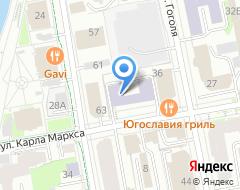 Компания Свердловский областной музыкально-эстетический педагогический колледж на карте города