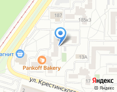 Компания ВЕТЕРОК на карте города