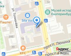 Компания Банкомат Хоум Кредит энд Финанс Банк на карте города