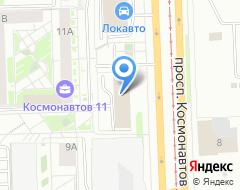Компания Волкодав Групп на карте города