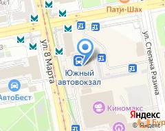Компания Банкомат АКБ Инвестбанк на карте города