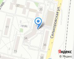 Компания Камелот на карте города
